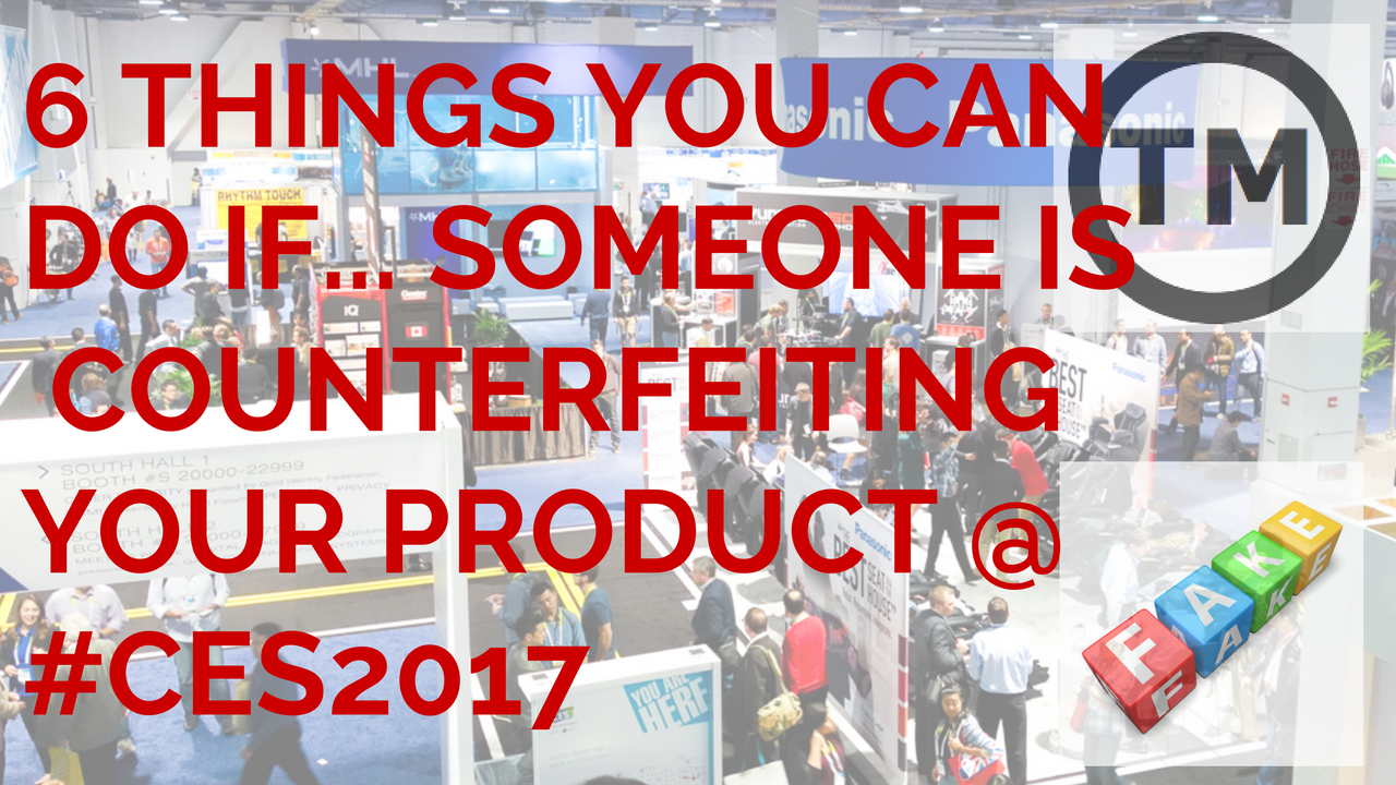 Counterfeit products found at ces