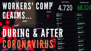 workers comp claims coronavirus