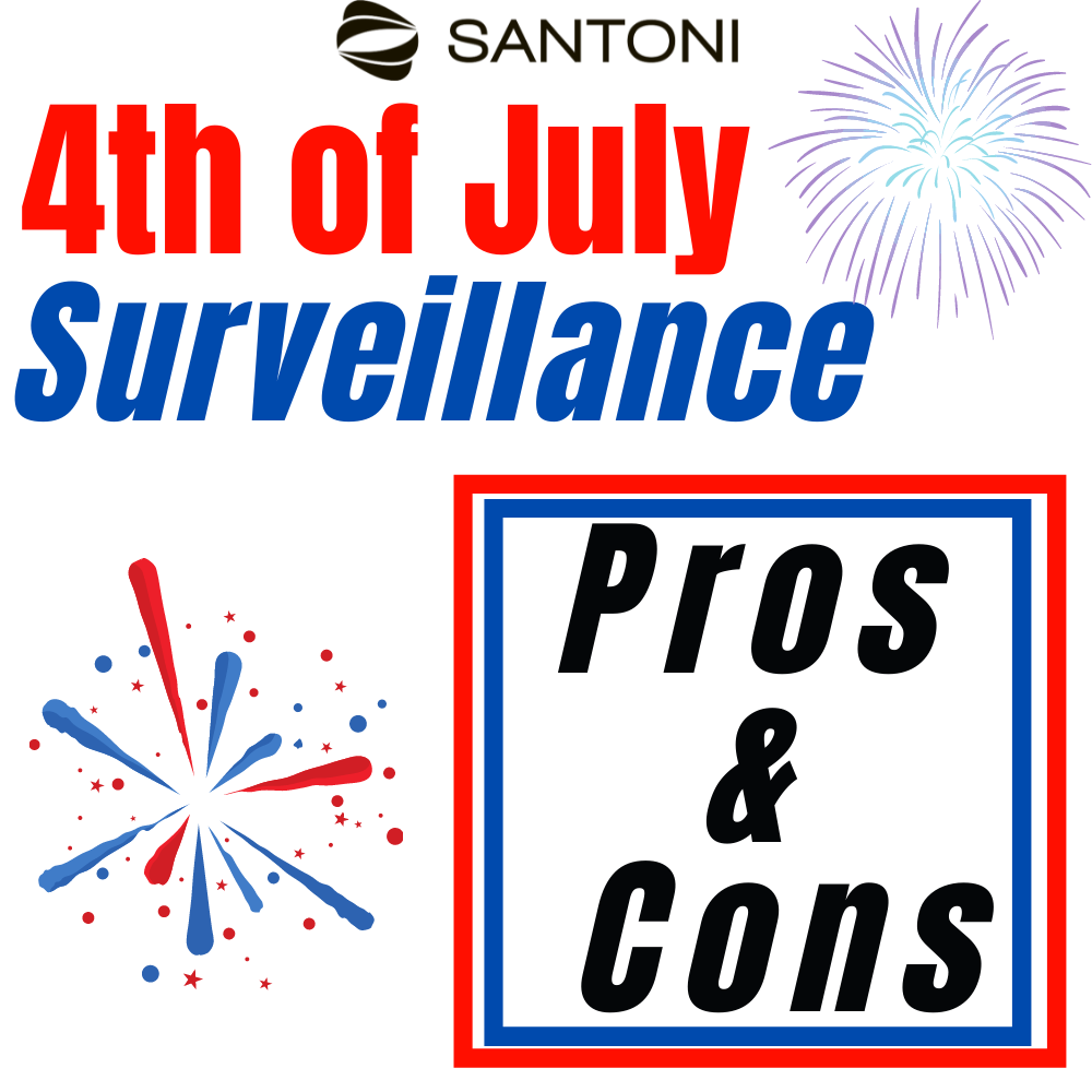 4th of July Surveillance Pros and Cons